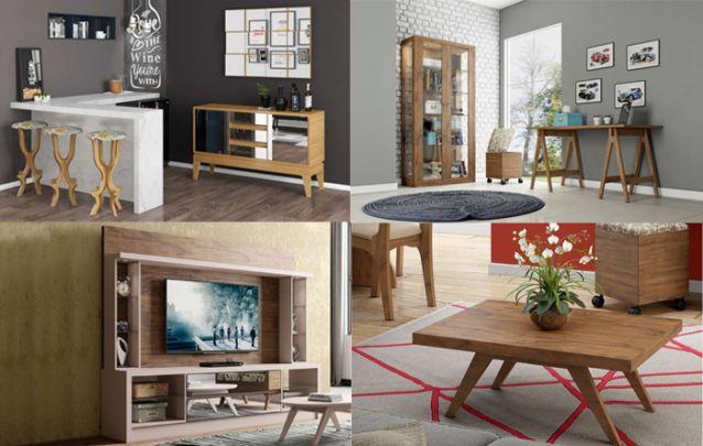 Seus produtos seguem um design contemporâneo, as peças possuem padrões lineares e cores clássicas