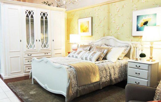 Agora se o seu quarto foi pensado ao estilo provençal, o seu guarda-roupa não pode ser diferente
