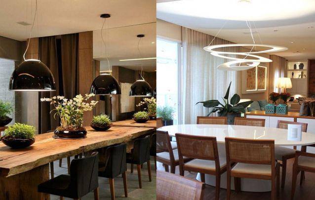 Tendências de decoração de sala de jantar para deixar o ambiente moderno Foto 2