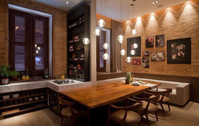 Tendências de decoração de sala de jantar para deixar o ambiente moderno Foto 6