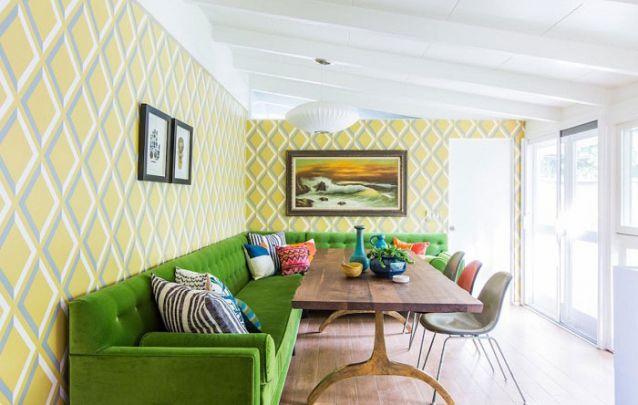 Tendências de decoração de sala de jantar para deixar o ambiente moderno Foto 12