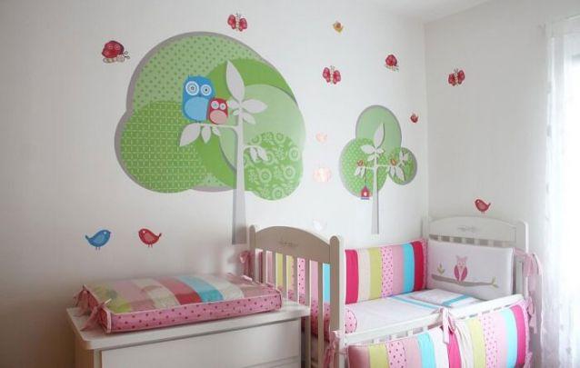 Dicas para decorar quarto de bebe Foto 1