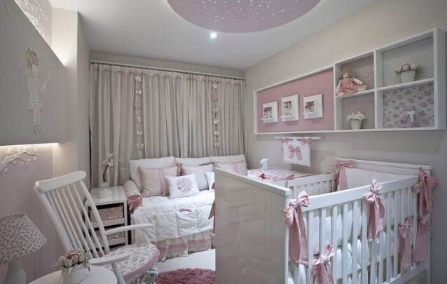 Dicas para decorar quarto de bebe Foto 6