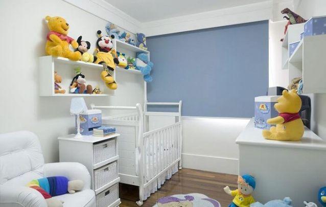 Dicas para decorar quarto de bebe Foto 7