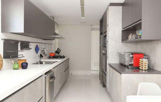 Dicas para montar uma cozinha com móveis planejados Foto 3