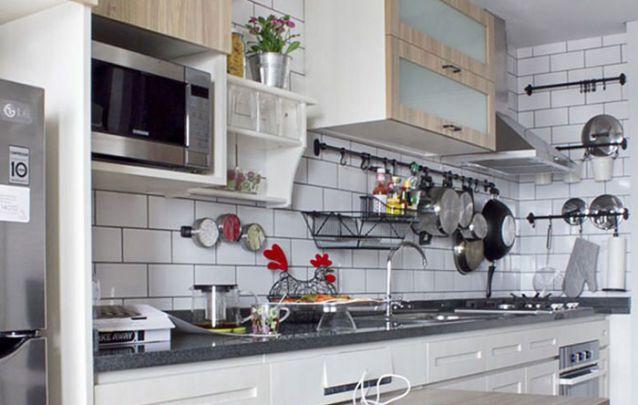 Dicas para montar uma cozinha com móveis planejados Foto 4