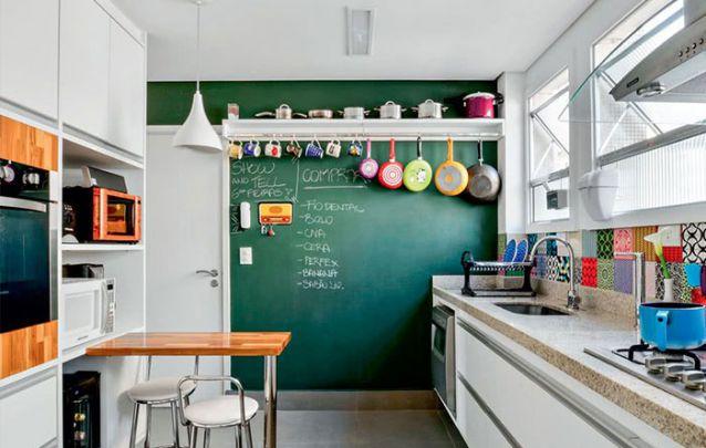 Dicas para montar uma cozinha com móveis planejados Foto 6