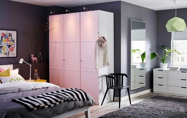 Procurando uma opção para quarto de jovens feminino? Inspire-se neste!