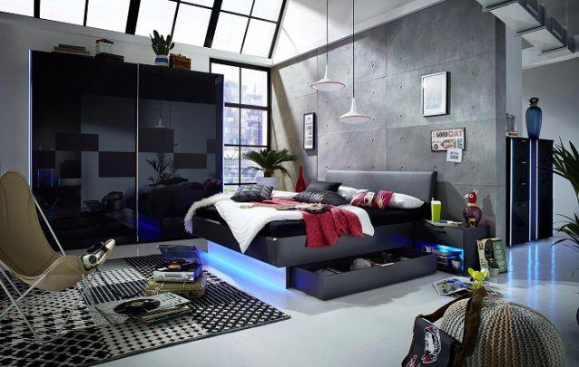 Aqui vai uma inspiração para quem está em busca de opções para quartos de luxo de adolescentes