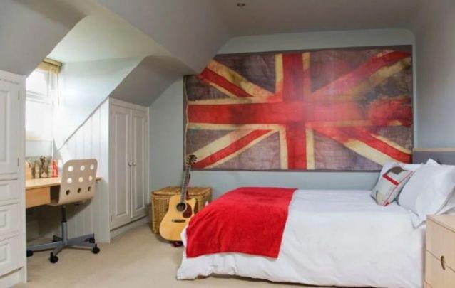 O estilo britânico cai muito bem na decoração