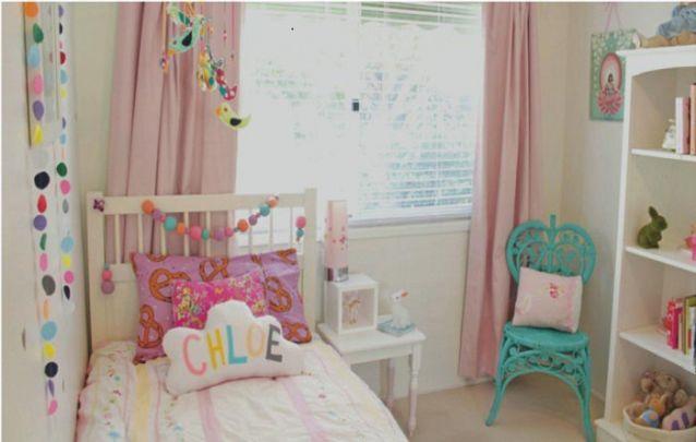 Este quarto é ótimo para quem busca uma opção simples para a sua filha
