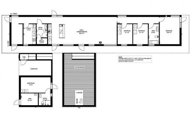Uma ótima opção entre casas modernas, possui 3 quartos e 2 banheiros na casa principal, garagem e área de festas separadas