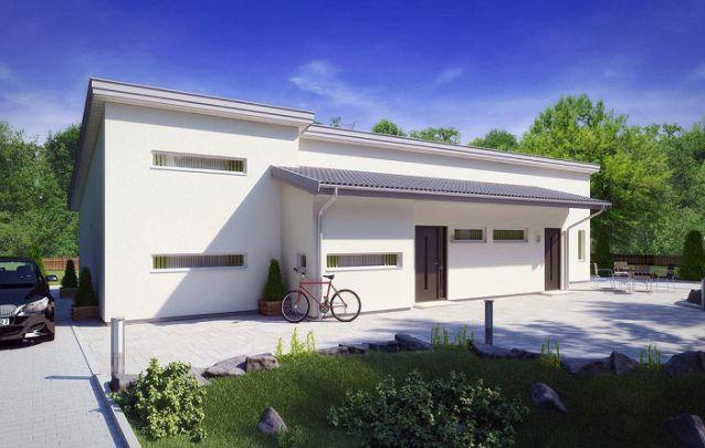 Mais uma opção para quem busca plantas de casa com 3 quartos simples