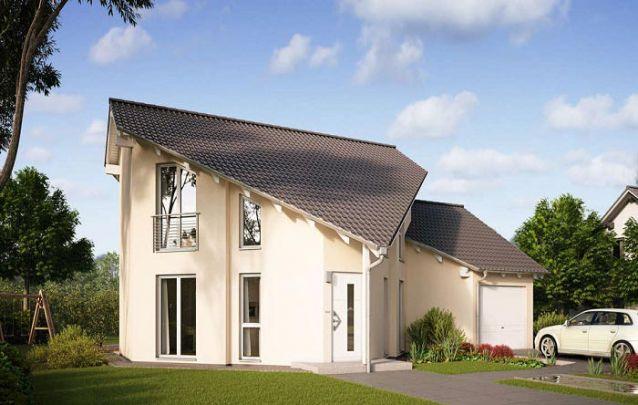 Que tal esta planta de casa moderna? O design é contemporâneo, sofisticado e um tanto irreverente