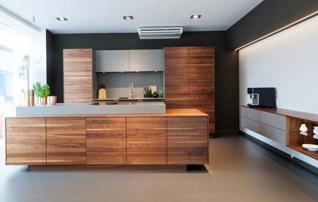 Uma cozinha projetada é sinônimo de elegância