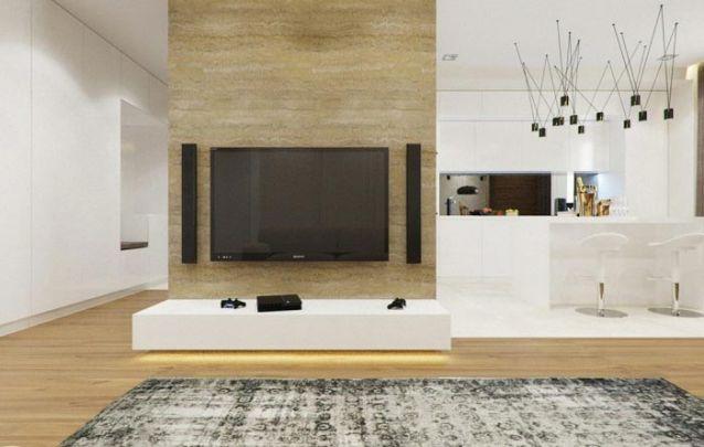 Para estes ambientes planejados foi escolhida uma paleta de cores neutra