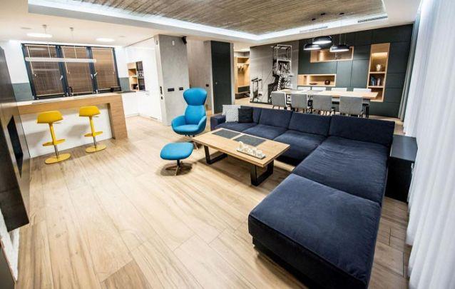 Ambientes integrados e projetados!