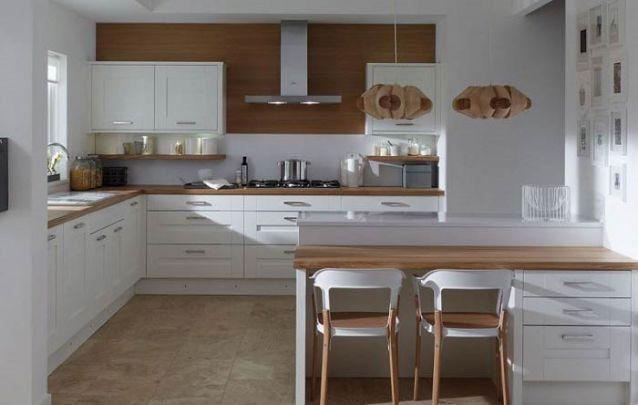 Gavetas no balcão para cozinha aumentam muito o espaço para armazenamento no ambiente