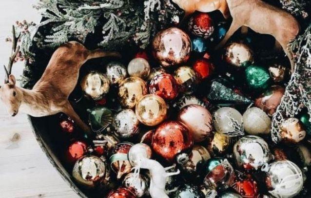 Decoração para sua Arvore Natalina