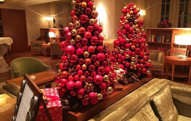 Arranjos de natal simples e elegantes