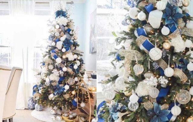 Azul marinho e branco, uma combinação sofisticada