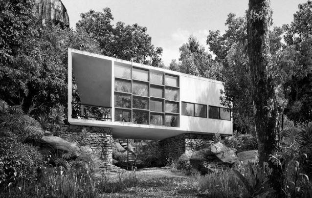 Construções de Casas Modernas