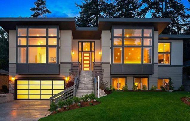 Características de uma Casa Moderna