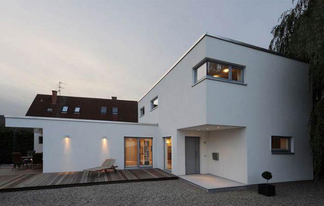 Linhas retas são marcos das casas modernas