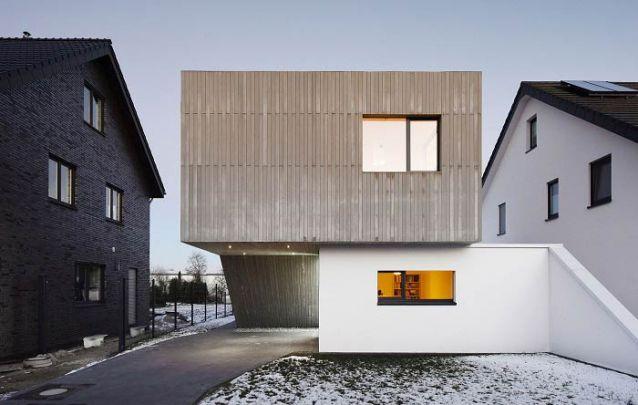 Design arrojado seguindo as características de uma construção moderna