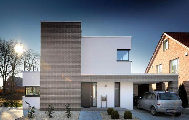 Mescla de materiais é marcante na arquitetura moderna