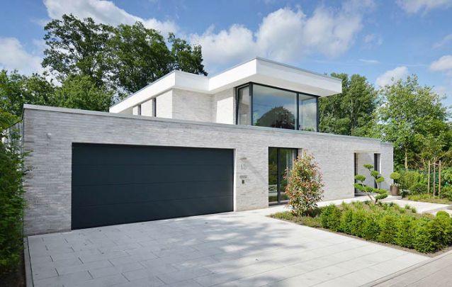 Paleta de cores neutras é característica das casas modernas