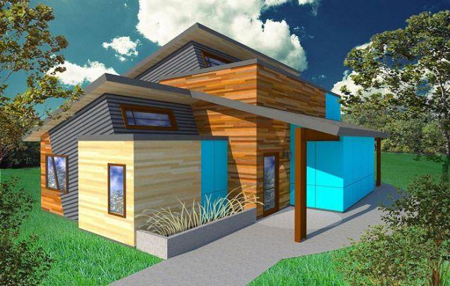 Uma arquitetura distinta, inovadora e pra lá de moderna