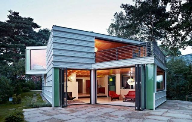 Casas modernas valorizam os ambientes integrados