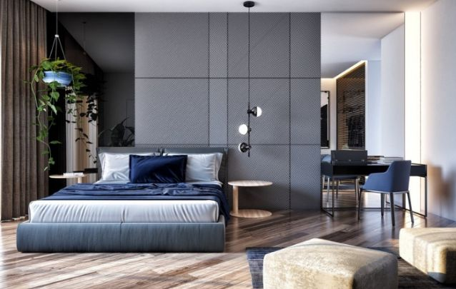 Decoração para quarto sofisticada e atual