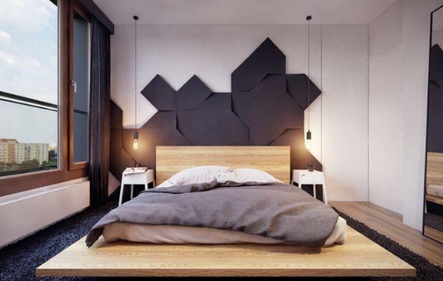Decoração para quarto original