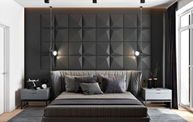 Aposte em tom sobre tom para compor a decoração de seu quarto