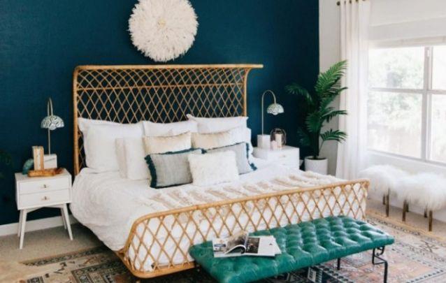 Você pode apostar em uma cama diferenciada para trazer personalidade ao ambiente