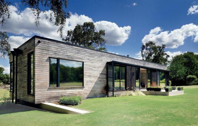 Projetos de Casas pré-fabricada
