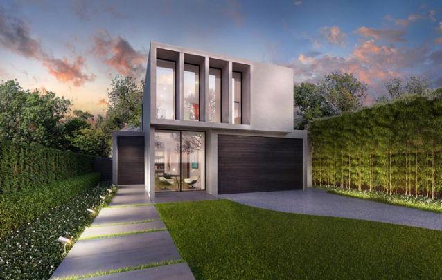 Projetos de Casas com fachadas