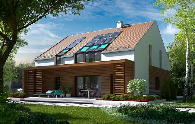 Projeto de casa com dois andares, traz soluções sustentáveis para o dia-a-dia