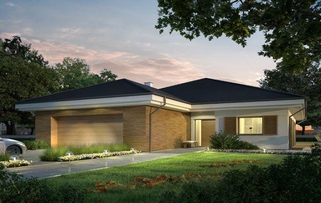 Está à procura de projetos de casas simples? Este é um bom exemplar