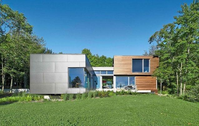 Madeira e metal, uma combinação diferente para compor a sua casa