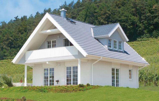 Esta é uma boa opção para quem busca projetos de casas que sigam um padrão tradicional
