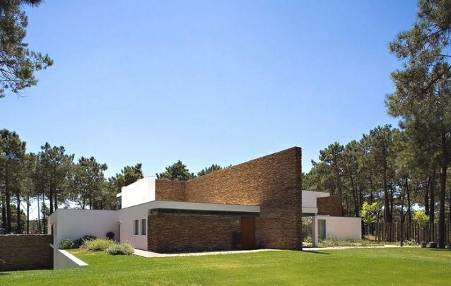 Arquitetura para marcar presença!