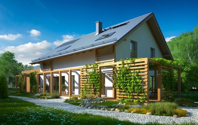 Aposte em um jardim bem cuidado para valorizar ainda mais os projetos de casas