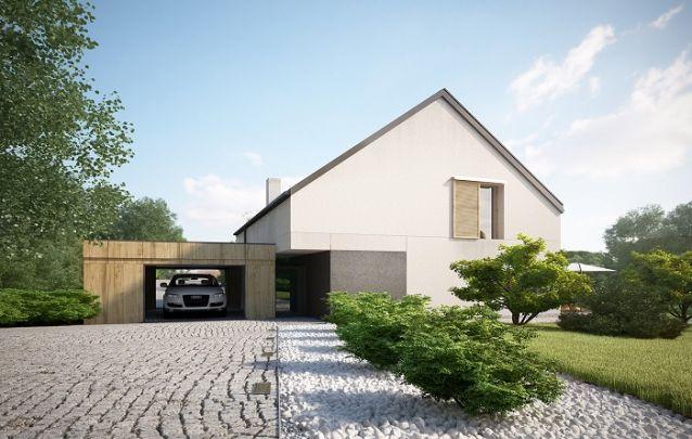 Projeto de casa para quem busca um modelo simples e tradicional