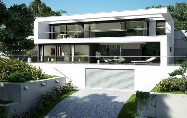 Design linear está em alta para projetos de casas