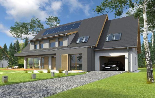 Charme tradicional define este projeto de casa