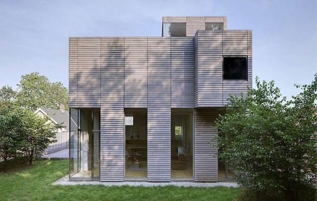 Um projeto de casa com uma fachada sem igual para quem deseja inovar