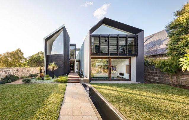 Se você busca por projetos de casas com design inovador, com certeza esta deve ser uma opção a se considerar